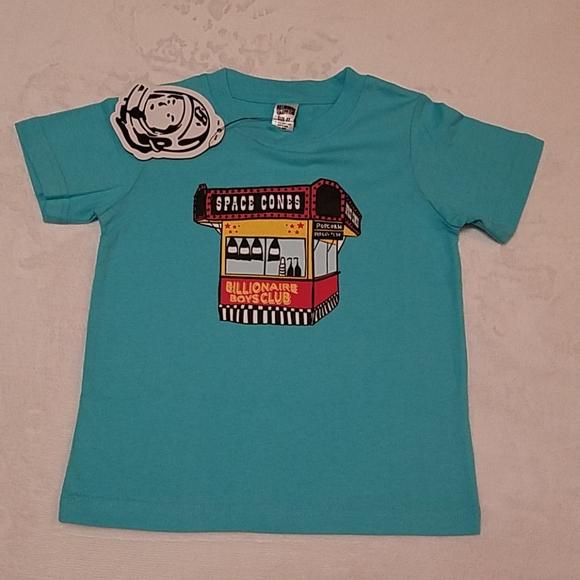 Kids size 4T Billionaire Boys Club t-shirt